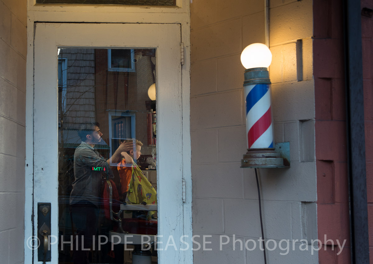 Kid and Barber Shop Brklyn NY